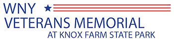 WNY Veterans Memorial Logo